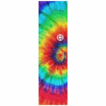 """CORE Skateboard Griptape 9x33"""" - Tie Dye"""