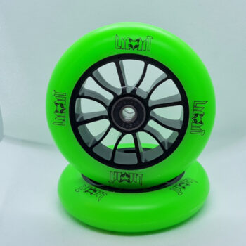 Limit LMT01 Pro Scooter Wheels - Green 110mm