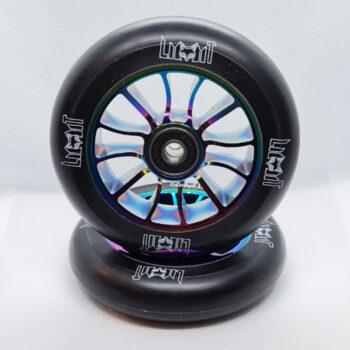 Limit LMT01 Pro Scooter Wheels - NEO/Black 110mm