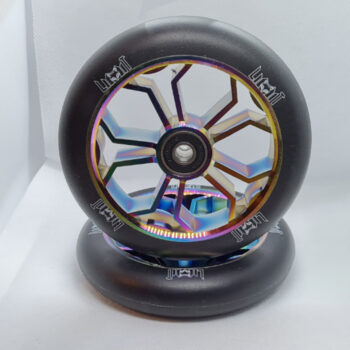 Limit LMT36 Pro Scooter Wheels - Neo Chrome 120mm