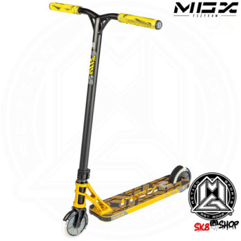 """MGP - MGX T1 TEAM – FREESTYLE SCOOTER - 5.0"""" - GOLD"""