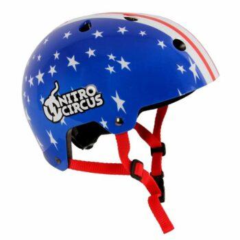 Nitro Circus H1 - Stars & Stripes Helmet (M)