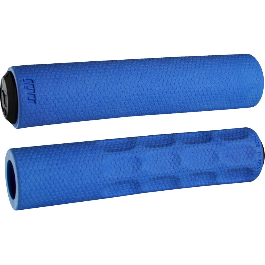 ODI F-1 Series Vapor Grips – Blue