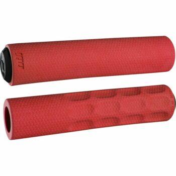 ODI F-1 Series Vapor Grips - Red