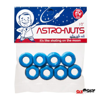 ASTRONUTS NYLON AXLE NUTS - Set of 8