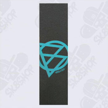 "BD Skate Co.  Skateboard Griptape - BD Logo- 9"" x 33"""