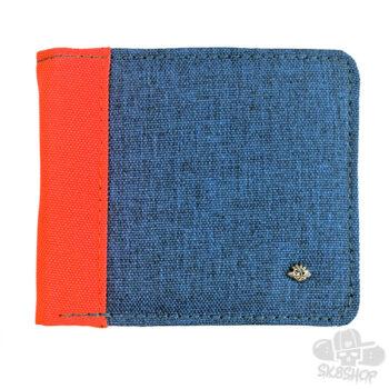 Tough Planet Wallet - Blue/Red