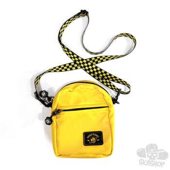 Tough Planet Messenger Bag - Yellow