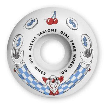 Dial Tone Sablone Wisecracker Standard 99A 53mm