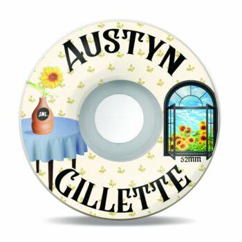 SML WHEELS - STILL LIFE SERIES AUSTYN GILLETTE - 52MM
