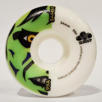 Sk8shop - Conical Super-wide Skateboard Wheels 54mm 99A - Regan