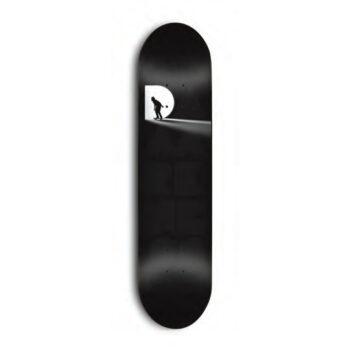 "Skate Mental Darkness Skateboard Deck - 8.25"""