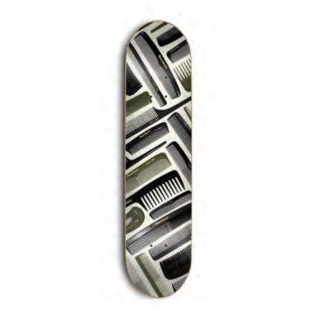 "Skate Mental Del Campo Combs Skateboard Deck  8.25"""