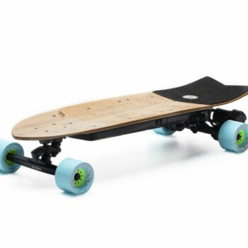 evolve – Stoke Electric Skateboard -  88mm Blue