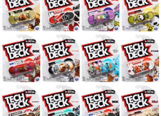 Tech Deck Fingerboards – Drop M24 (Random)